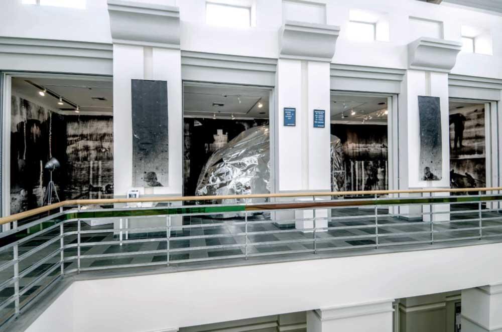 1-MFR - Gallery Entrance