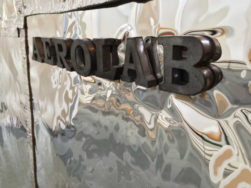 8-Aerolab sign